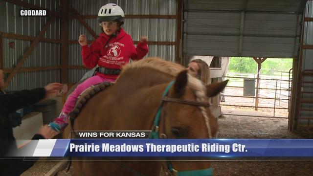 Prairie Meadows Therapeutic Riding Center