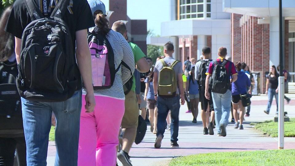 FILE - Wichita State University