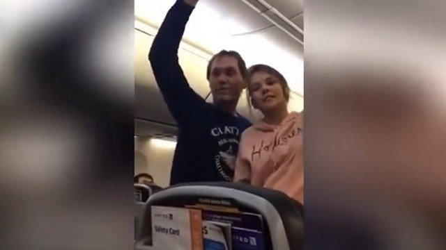 Passenger kicked off flight after telling 'illegals' to get off
