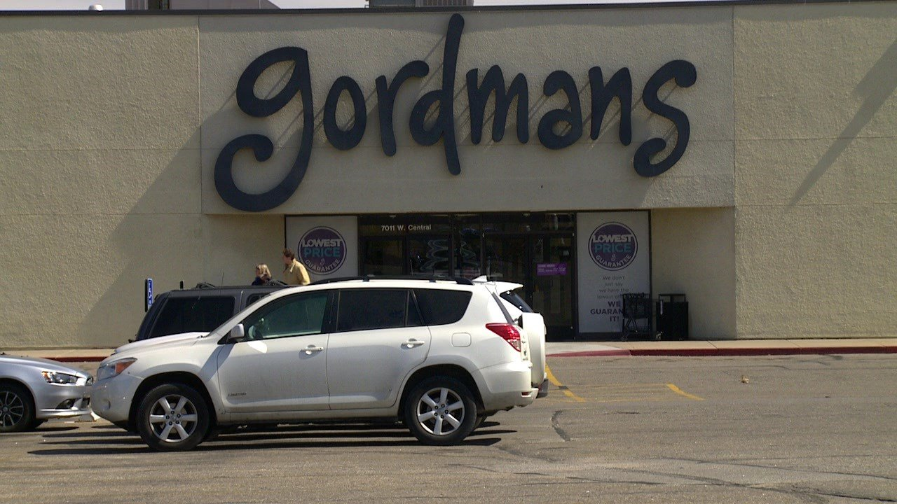FILE - Gordmans at Central and Ridge in west Wichita