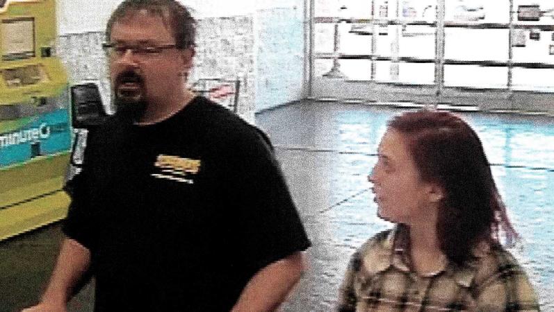 Surveillance from Walmart in Oklahoma City