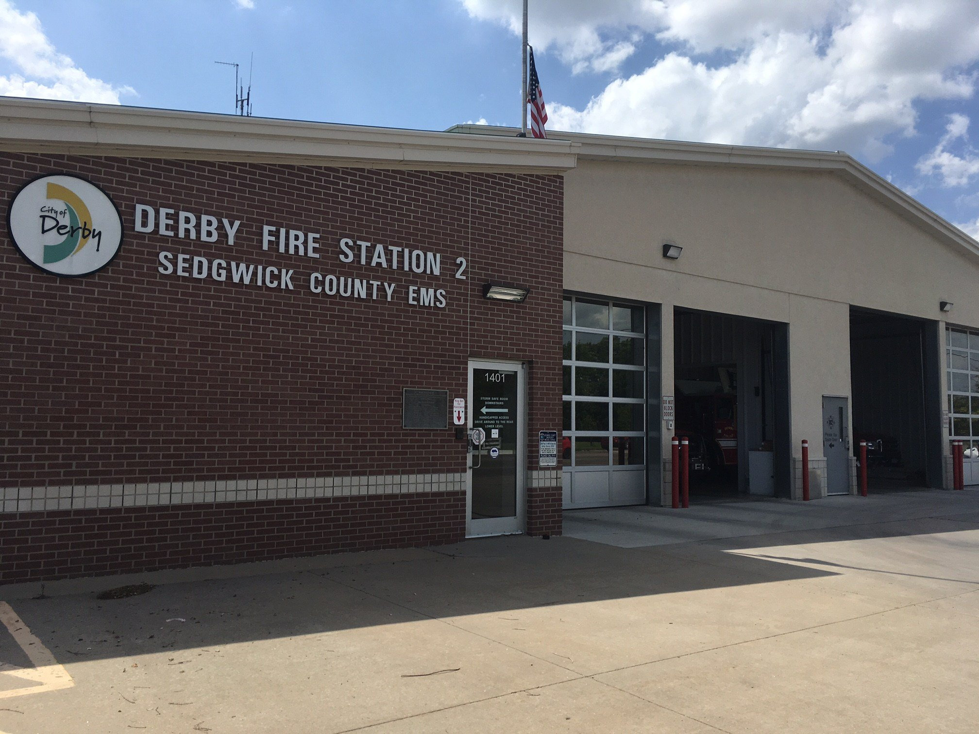 Derby Fire Station 2