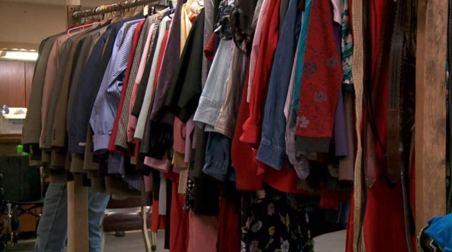 Veteran's Clothes Closet