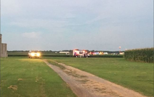 Two Johnson County men killed after plane crash near Topeka