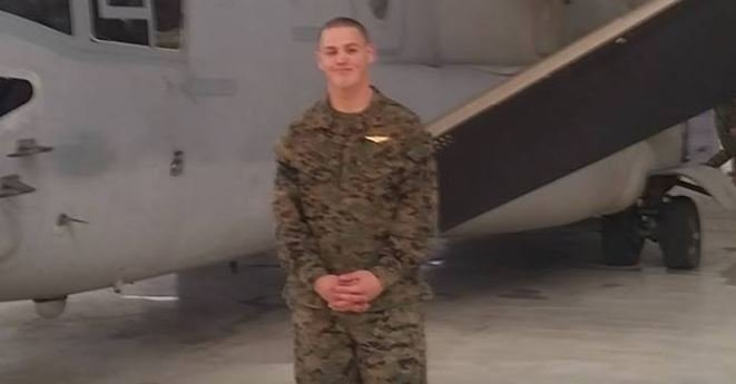 Wichita-area native is one of three Marines missing near Australia