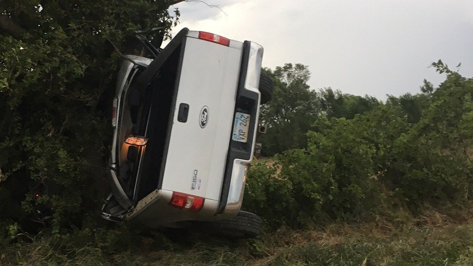Newlywed Couple Dies in Traffic Accident SW of Wichita