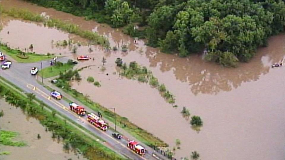 Flood emergency issued for Kansas City