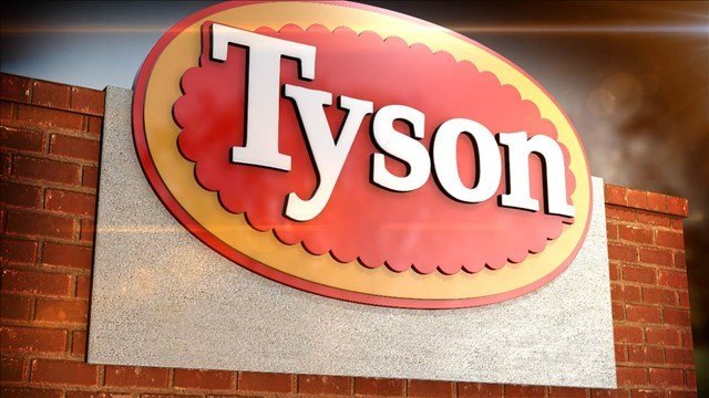 Tyson Foods to Build $320M Processing Plant in Kansas