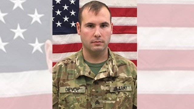 Staff Sgt. Sean Devoy