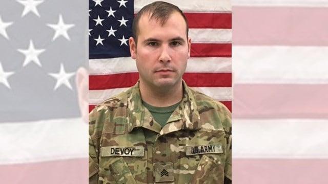 Staff Sgt. Sean Devoy
