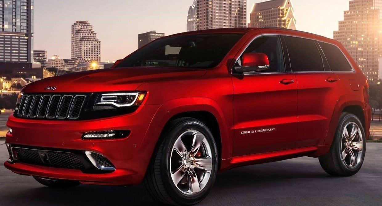 Fiat Chrysler recalls almost 650000 SUVs over brake issue