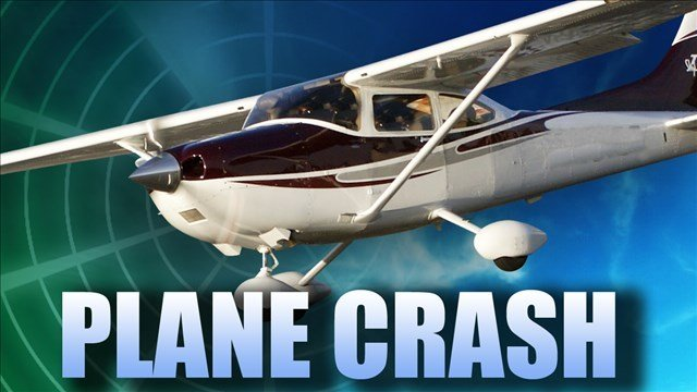 Two dead after plane crashes in western Kansas