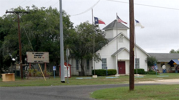 First Baptist Church of Sutherland Springs, Texas