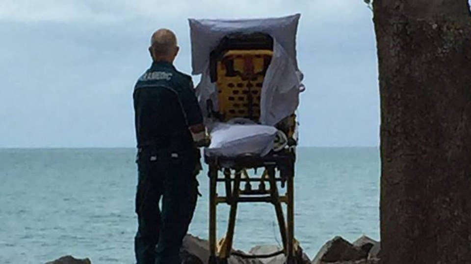 Paramedics fulfil dying woman's final wish to see ocean one last time