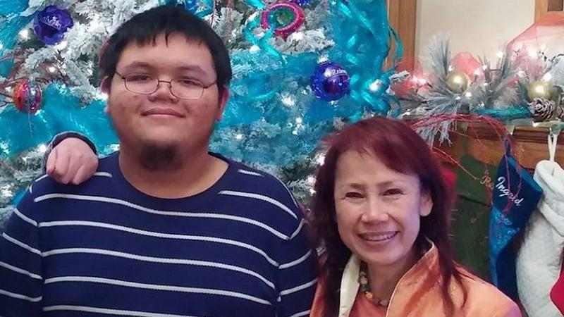 Houng Pham, 62, and Cody Ha,23