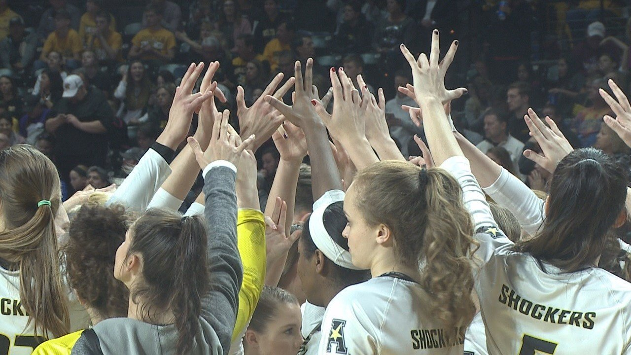 No. 8 Wichita State tops No. 16 Baylor