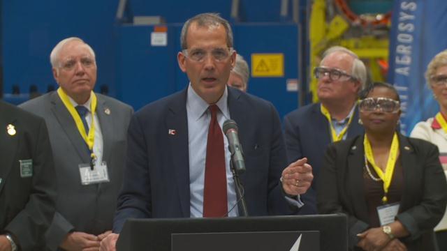 Spirit plans major growth in Wichita, adding 1000 jobs