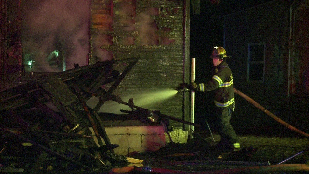 Vacant house fires raise questions about possibility of squatters