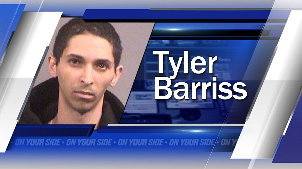 Tyler Barriss is charged with involuntary manslaughter in connection with a deadly swatting prank in Wichita.