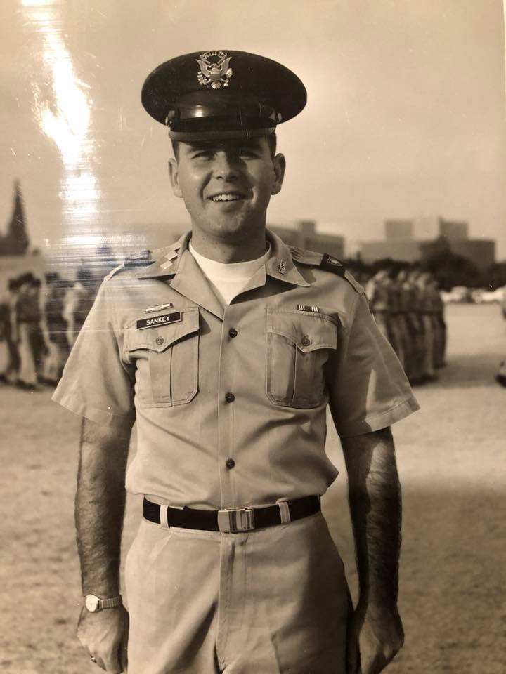 Army veteran, Charles D. Sankey