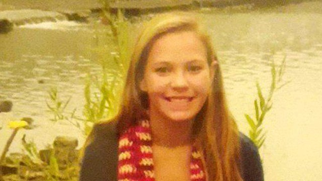 This picture of Kara Hansen was taken within a few months before the collision. Contributed Photo via Joplin Globe