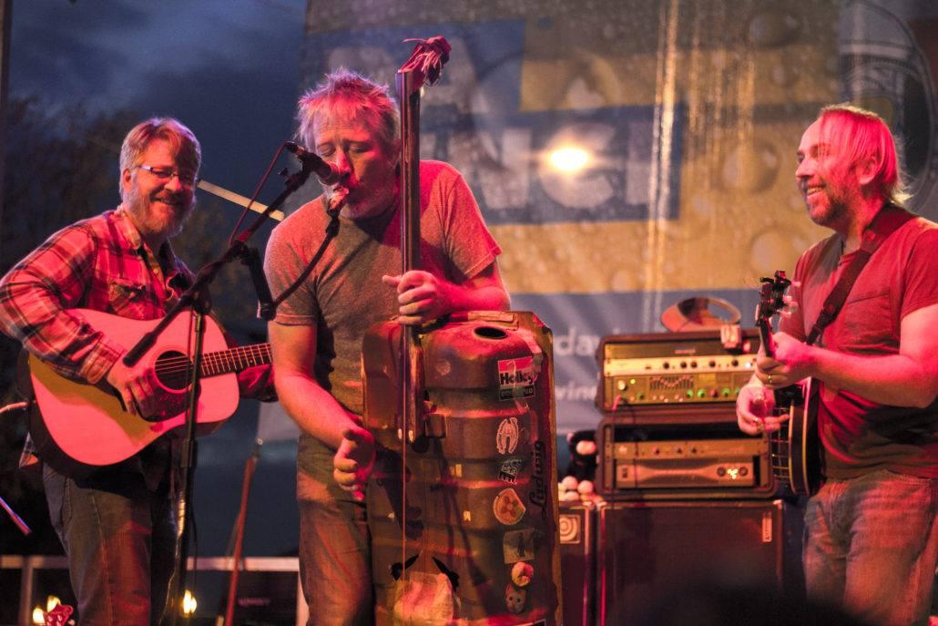 Split Lip Rayfield/Wichita River Festival/Facebook