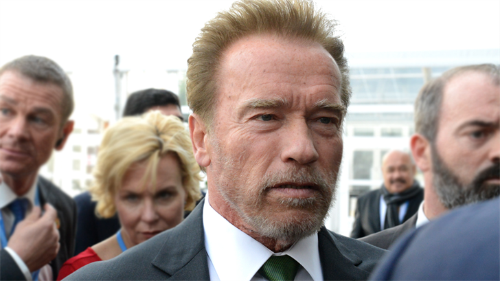 Schwarzenegger Undergoes Heart Surgery