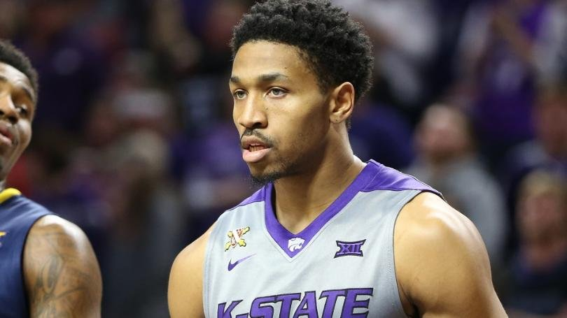 Kansas State basketball player suspended after being arrested by US Marshals