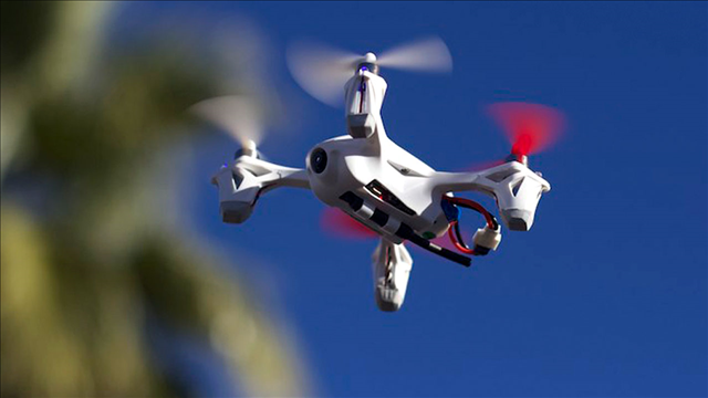 Apple Mysteriously Applied for Relaxed Govt. Regulations on Drones