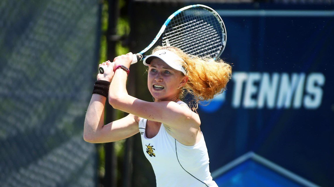 USC Womens' Tennis Team Rolls Into The Round Of 32