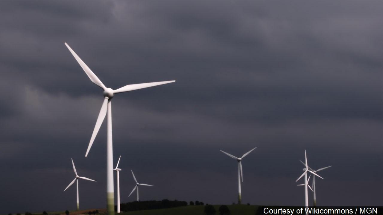 Wind farm proposal in Reno County draws attention - KTEN.com ...