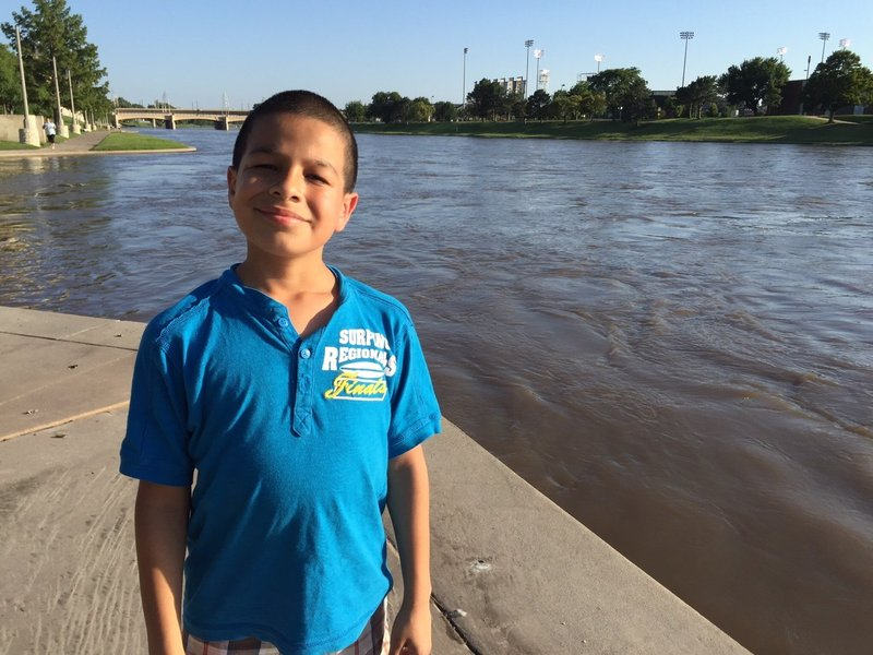 KAKE com | Wichita, Kansas News, Weather, Sports - Boy saved
