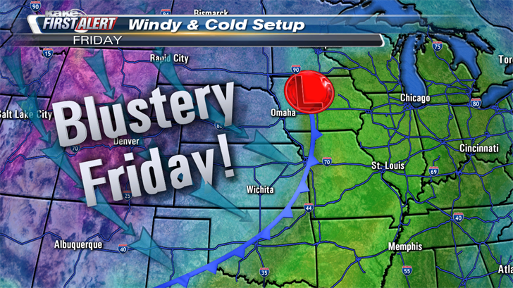 KAKEcom Wichita Kansas News Weather Sports Cold front brings