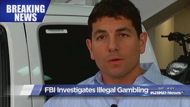 Illegal gambling wichita