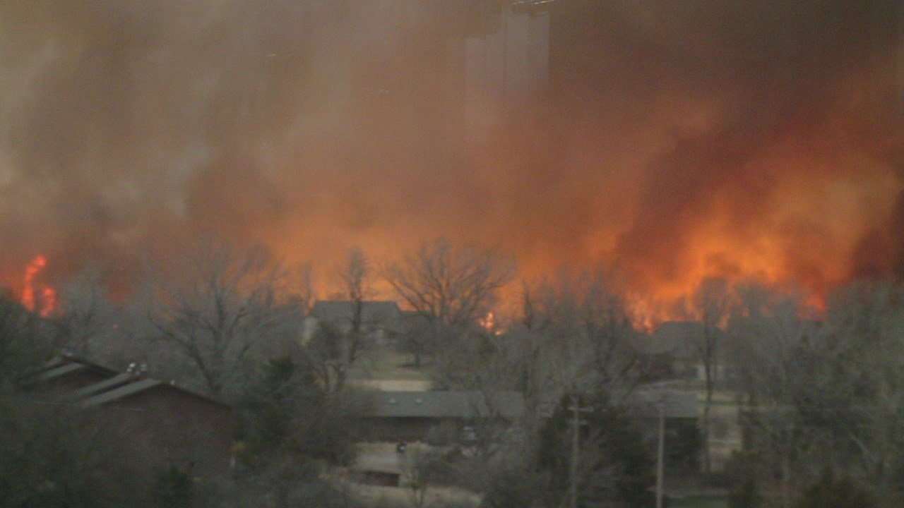 KAKE.com | Wichita, Kansas News, Weather, Sports - \'Extreme wildfire ...