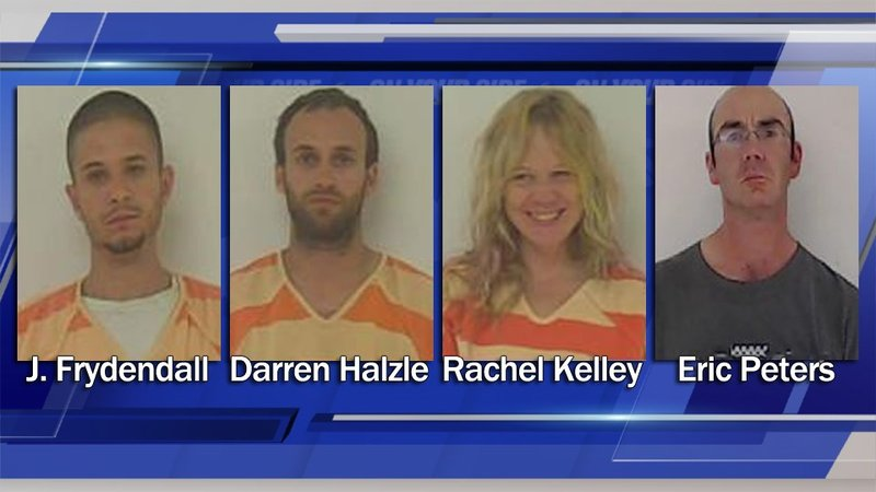 3 arrested, 1 sought in Barton County drug bust