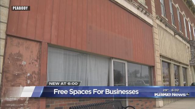 Free buildings in Peabody
