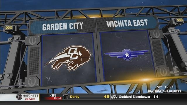Garden City Vs. Wichita East
