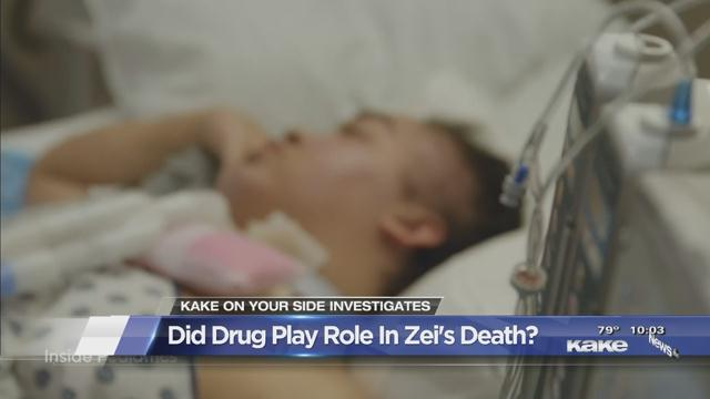KAKE NEWS INVESTIGATES: Did a common drug play a role in a teen'