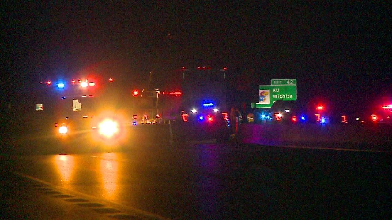 Wichita man dies in crash on Kansas Turnpike c3ab8ef26bbf