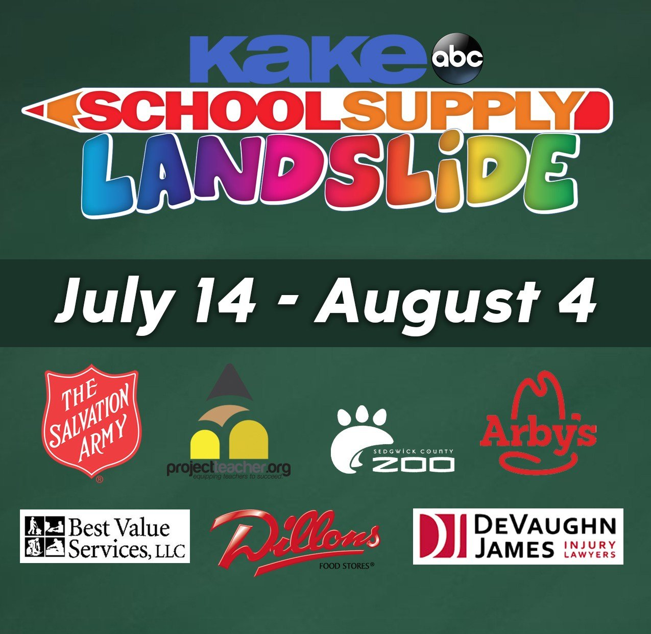 SCHOOL SUPPLY GIVEAWAY WICHITA KS
