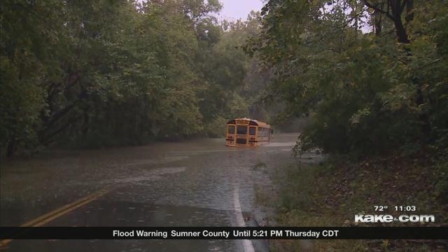Kansas flooding