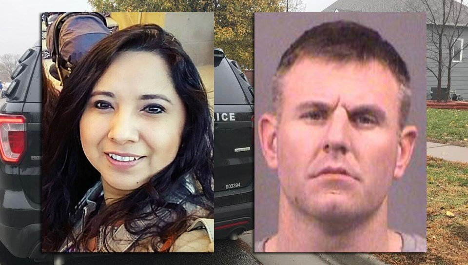 Perla Rodriguez (left) and Travis Becker Jr. (photo of Rodriguez courtesy of Facebook)