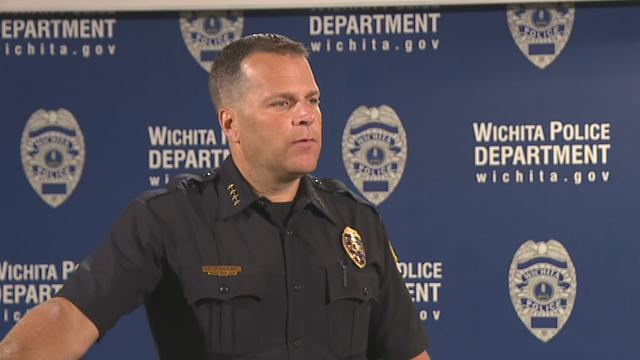 Wichita Police Chief Gordon Ramsay