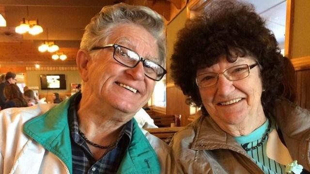 Sonny and Pauline Carpenter