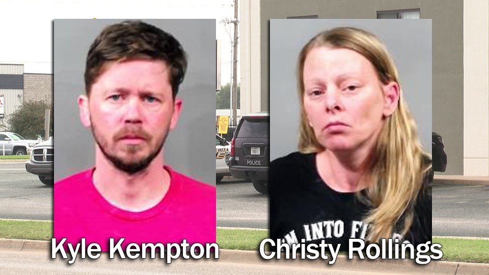 Parents arrested in 2-month-old son's death at Wichita hotel