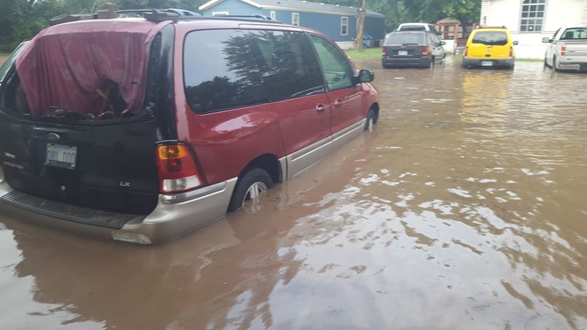 Pratt flooding