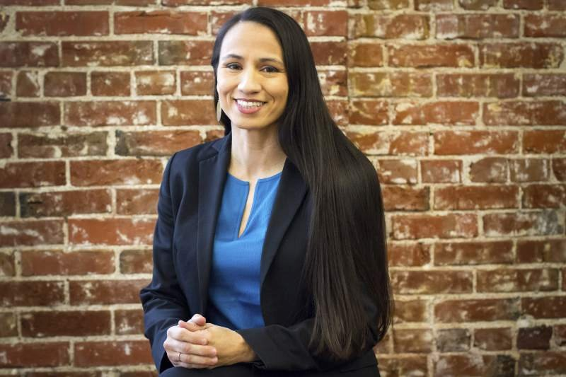 Sharice Davids | AP Photo