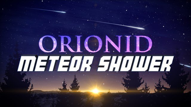 How to watch the Orionid meteor shower peak this weekend
