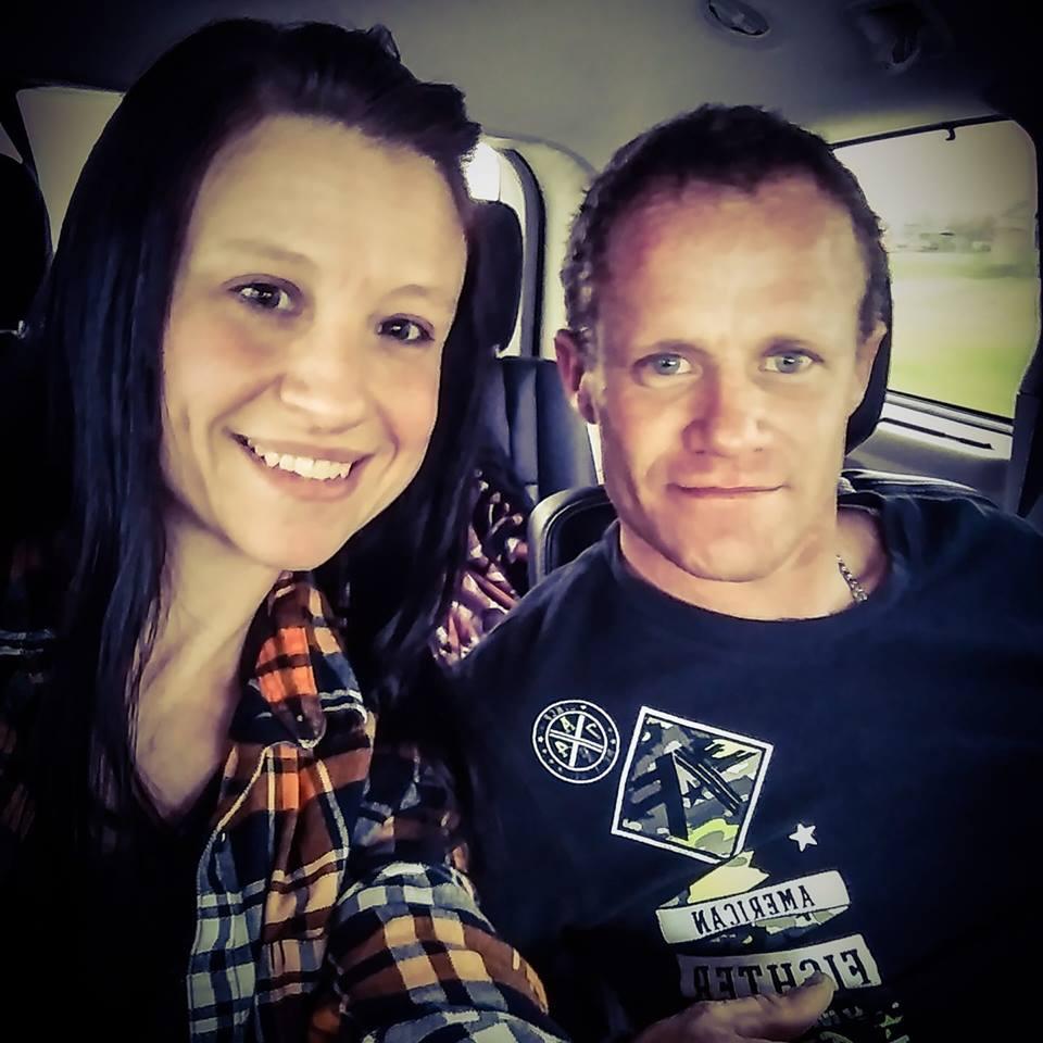 Molly Wilson and Ben Converse (Facebook)